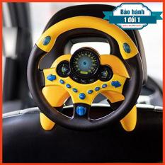 Tay lái đồ chơi – tay lái vô lăng ô tô cho trẻ em
