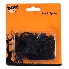 Nhện đen nhỏ trang trí Halloween UBL UH00533