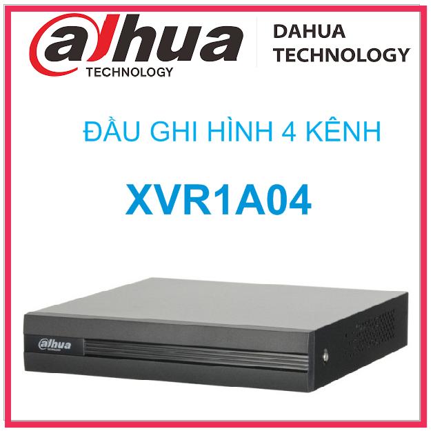 Đầu ghi hình 5 IN 1 4 kênh DAHUA XVR1A04