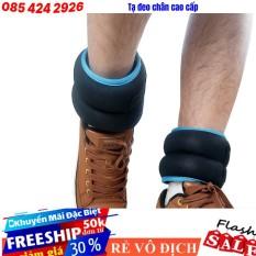 Tạ đeo chân tay thể thao 4KG/3KG/2KG/1KG/ĐÔI yoga, gym, chạy bộ cao cấp phiên bản 3.0 ABJSPORT- Thế hệ tạ gọn nhẹ và thẩm mỹ nhât hiện nay