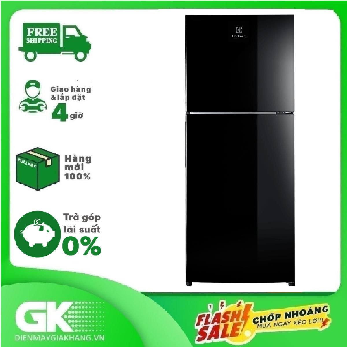 Tủ Lạnh ELECTROLUX Inverter 256 Lít ETB2802J-H