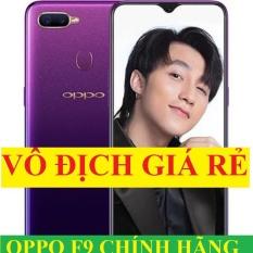 điện thoại CHÍNH HÃNG OPPO F9 Pro 2sim ram 6G Bộ Nhớ 128G mới – Camera siêu nét, BẢO HÀNH 12 THÁNG