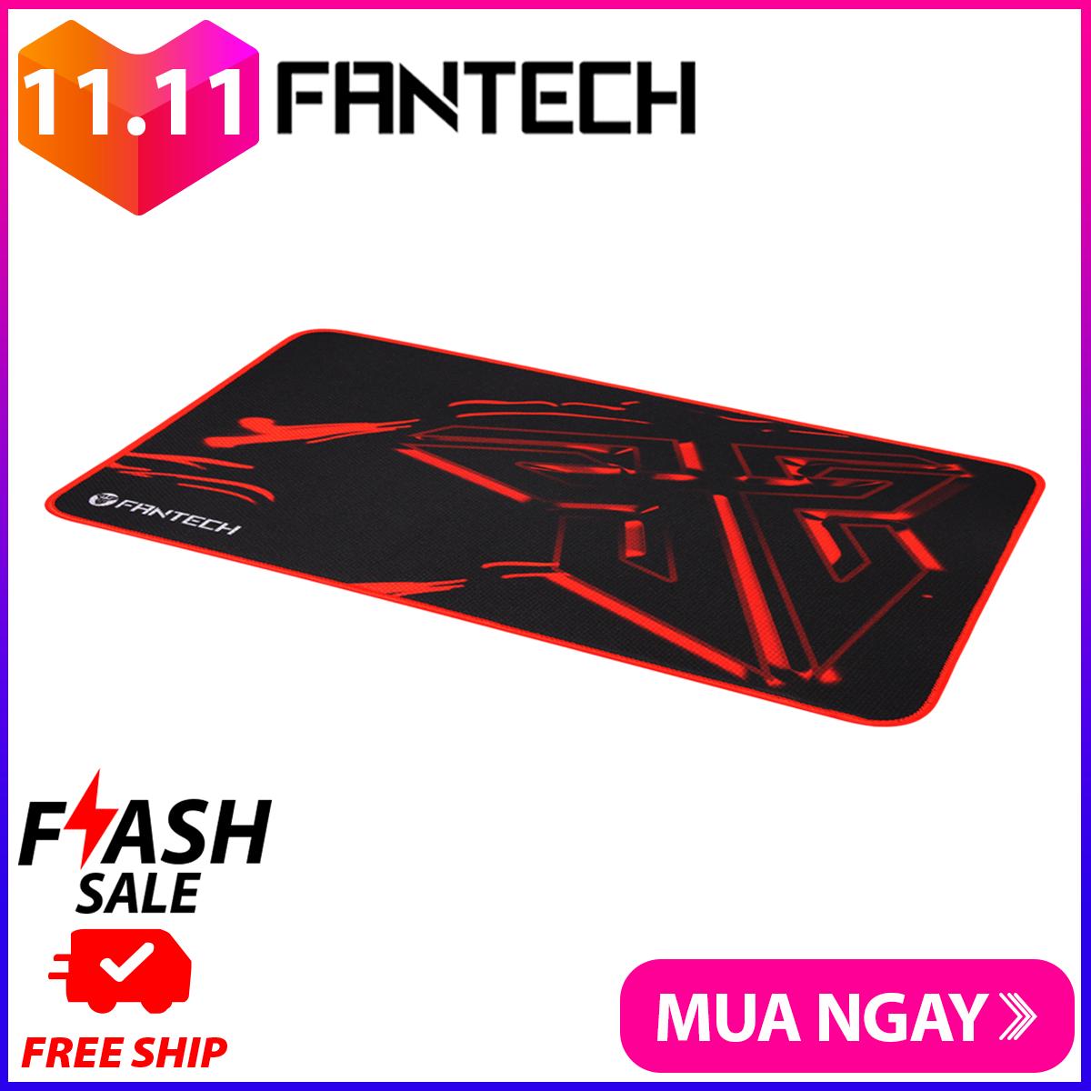 Đế lót di chuột tốc độ cao – Fantech MP80 – chất liệu cao su tự nhiên, đế chống trượt, dài 800mm, rộng 300mm, dày 3mm, giúp di chuột một cách dễ dàng – Hãng Phân Phối Chính Thức