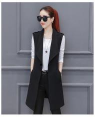 Áo vest ghile nữ dáng dài cao cấp