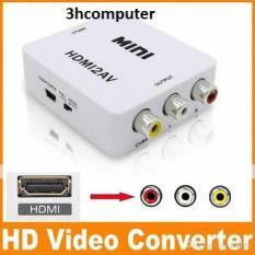 Bộ Chuyển Đổi HDMI Sang AV – Adapter HDMI Sang AV