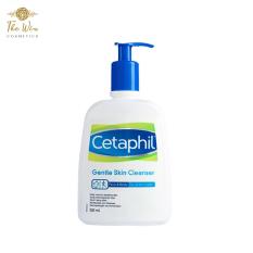 Sữa Rửa Mặt Cetaphil Dịu Nhẹ Cho Mọi Loại Da Gentle Skin Cleanser 500ml