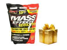 Thực phẩm bổ sung hỗ trợ tăng cân Mass Effect Revolution – Milk chocolate delight + Quà tặng