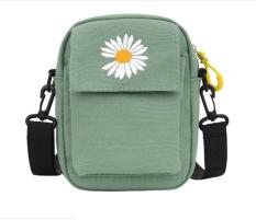 Túi tote, túi vải đựng điện thoại hoa cúc siêu hot TTGR 426