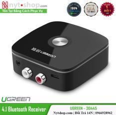 Thiết Bị Nhận Bluetooth 4.2 Music Receiver Cao Cấp UGREEN – Hỗ trợ 3.5mm và 2RCA