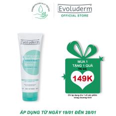 [Từ 19-28.01-Quà tặng cho sản phẩm] Kem dưỡng da chân Evoluderm chiết xuất bơ hạt mỡ 125ml