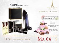 Tinh dầu nước hoa Pháp Aroma, dạng lăn mini 12ml cho các bạn giới trẻ, Mùi Hương Hoa Cỏ – Vietnamxuatkhau1989 –