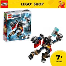 LEGOSUPERHEROES Chiến Giáp Thần Sấm Thor 76169