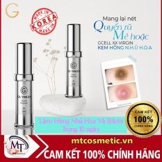 Kem làm hồng Nhũ hoa và Bikini Gcell XXVirgin N – 5ml – Làm hồng da trong 10 ngày sử dụng – Hàn Quốc