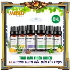 Tinh dầu thiên nhiên cao cấp – Lọ 10ml – xông phòng,đuổi công trùng, tạo hương thơm dễ chịu