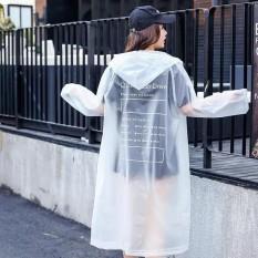 Áo mưa thời trang Hàn Quốc cao cấp dành cho cả nam và nữ