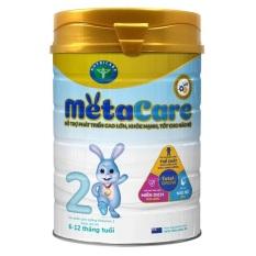 Sữa bột Metacare số 2 900g