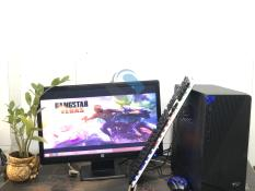 PC chơi game nguyên bộ, Chơi Liên Minh…Võ Lâm, Audition Và Các Game Online Khác, ứng dụng văn phòng