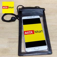 Túi chống nước cho điện thoại – Giao màu ngẫu nhiên – MitaMart SG