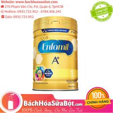 Sữa bột EnfaMil A+ 1 870g