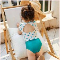 [TẶNG MŨ BƠI] Bộ bơi 3 chi tiết cho bé gái/bikini đi biển cực xinh cho bé gái hàng Quảng châu chất đẹp loại 1 mẫu hot nhất 2021