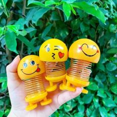 [HCM]Combo 5 Con Lắc Lò Xo Emoji
