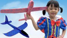 Máy bay xốp – máy bay phi tay- máy bay xốp dẻo