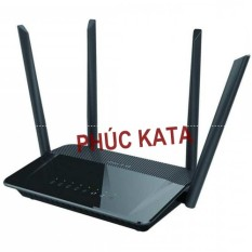 Wireless AC1200 Dual Band Range Extender D-LINK DIR-822