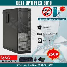 Dell Optiplex 9010 Intel G2020, Ram 4GB, HDD 250GB – Tặng Phím, Chuột, bàn di.