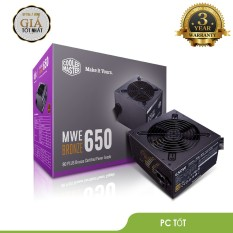 Nguồn Máy Tính Cooler Master MWE 650 Bronze V2 650W –