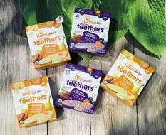 Bánh ăn dặm hữu cơ Organic Happy Baby Teethers