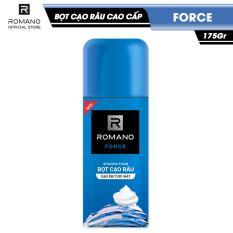 Bọt cạo râu Romano Force 175ml