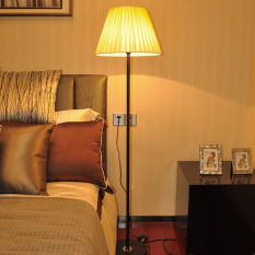 Đèn cây đứng trang trí nội thất phòng khách, phòng ngủ phong cách Châu Âu, đèn LED 6W, công tác tại chao đèn