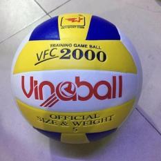 Quả Bóng chuyền Thăng Long tiêu chuẩn thi đấu 2000 phân phối ĐỒ TẬP TỐT