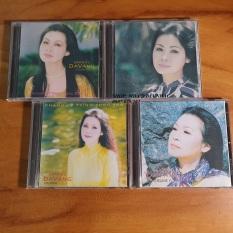 BỘ 4 CD KHÁNH LY – CA KHÚC DA VÀNG