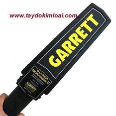 Máy dò kim loại cầm tayGarrett 1165180 (có rung)