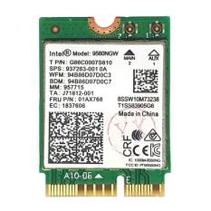Card wifi chuẩn AC MU-MIMO 1.73Gbps tích hợp bluetooth 5.0 Intel 9560NGW PK04