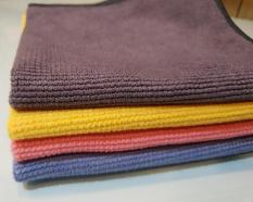 COMBO 4 khăn lau đa năng microfiber cao cấp WIPERS- 32cmx32cm