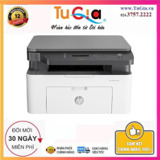 Máy in đa chức năng HP LaserJet MFP 135w Printer, 1Y WTY-4ZB83A- Hàng chính hãng