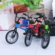 Xe đạp mô hình mini bằng hợp kim