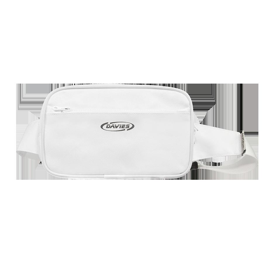 Túi đeo chéo canvas nam nữ màu trắng – Original Bumbag – WHITE