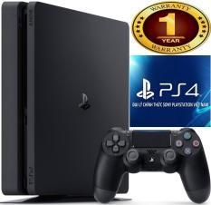 Sony PS4 Slim CUH-2218B 1TB – Hàng Phân Phối Chính Thức