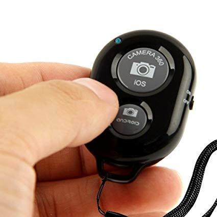 (RẺ VÔ ĐỊCH) Remote bluetooth chụp hình tự sướng full box loại 1