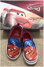 Giày lười cho bé trai Slipon Mc Queen