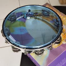 Trống gõ bo – trống lắc tay – lục lạc – tambourine TONY USA