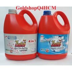 HCM, HSD 2023 – Nước giặt Fight 4in1 Thái Lan 3500ml