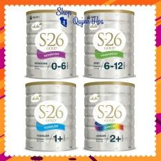 Sữa S26 Úc [CHÍNH HÃNG] tăng cân cho bé / Sữa S26 đủ số 1 – 2 – 3 (1+) – 4 (2+), 900g – [CÓ TEM PHỤ TIẾNG VIỆT]
