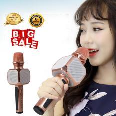 Mic Hát Karaoke Trên Điện Thoại Hay Sd-10 Thiết Kế Như Một Viên Kim Cương Sang Trọng Âm Thanh Trong Sống Động . Sale 50%