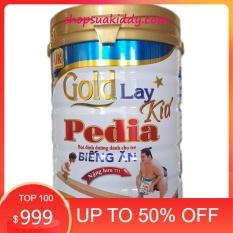 Sữa GoldLay Pedia 900g cho trẻ biếng ăn (gold lay)