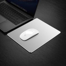 Bàn di chuột nhôm miếng lót chuột laptop macbook