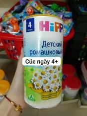 [Freeship +Voucher](Date 2023) Trà Hipp nội địa Nga hộp 200g (hoa cúc ngày 4m), cam kết hàng đúng mô tả, chất lượng đảm bảo, an toàn đến sức khỏe của trẻ